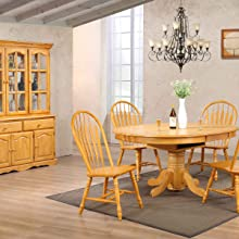 oval dining table,round dining table,large round dining table,pedestal table,breakfast nook,farm