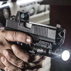 Trijicon RMR Type 2 Adjustable LED Pistol Mounted Reflex Sight