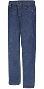 Womens Bulwark FR HEavyweight Jean Denim Pant PPE
