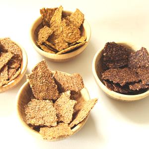 Foods Alive Organic, Gluten Free, Non-GMO, Raw, Vegan, Kosher Crackers