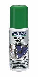 Sandal Wash