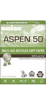 Aspen Multi-Use 50