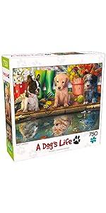 A Dog's Life - Puppy Dreams
