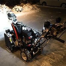 Equipment Lighting