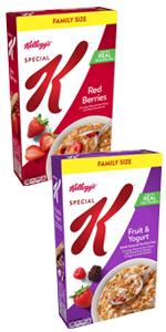 Kellogg's Special K Cereal Variety