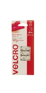Premated Fastener, Velcro General Purpose Fastener