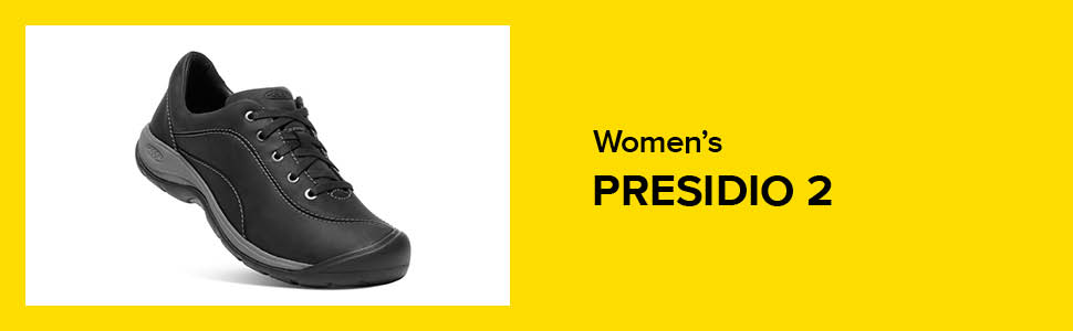 keen womens presidio 2 ii casual lifestyle sneaker shoe hero