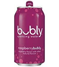 bubly sparkling water seltzer