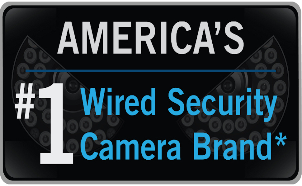 America's #1 Wired Security Camera Brand