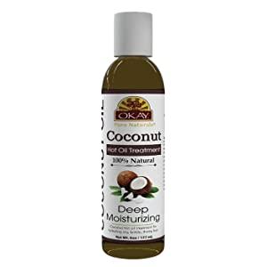 Okay Coconut Hot Oil Treatment