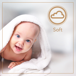 soft cotton smooth comfort family baby kid
