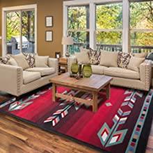 southwest pattern carpet