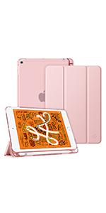 iPad mini 5 translucent case