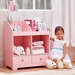 teamson kids, storage center, kids storage, dress up storage, dress up storage center