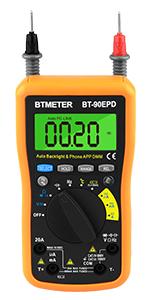 BT-90EPD ammeter