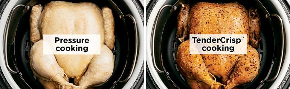 FD401, Ninja, Foodi, Multi-cooker, Pressure Cooking, TenderCrisp