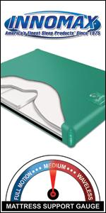 InnoMax Genesis 600 Hardside Watermattress