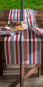american flag apron,4th of july gift,4th of july kitchen,dii apron,american flag table runner,summer
