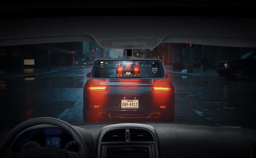 A2 dash camera for cars