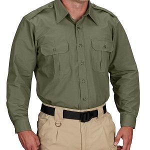 Tactical Dress Shirt Olive