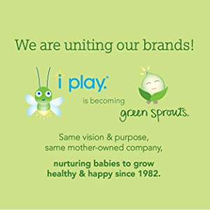 i play by green sprouts, brand change, i play, green sprouts