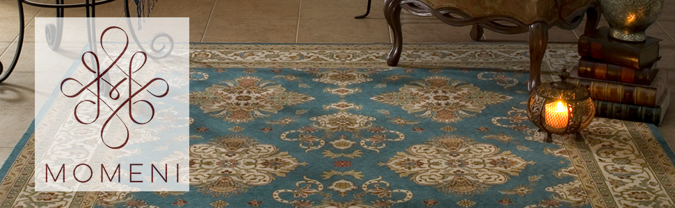 momeni area rug rugs collection tradition quality Persian garden collection