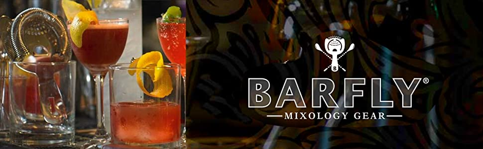 barfly mixology gear