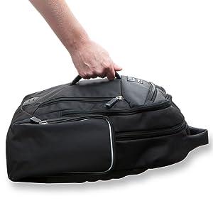 convertible easy carry diaper bag