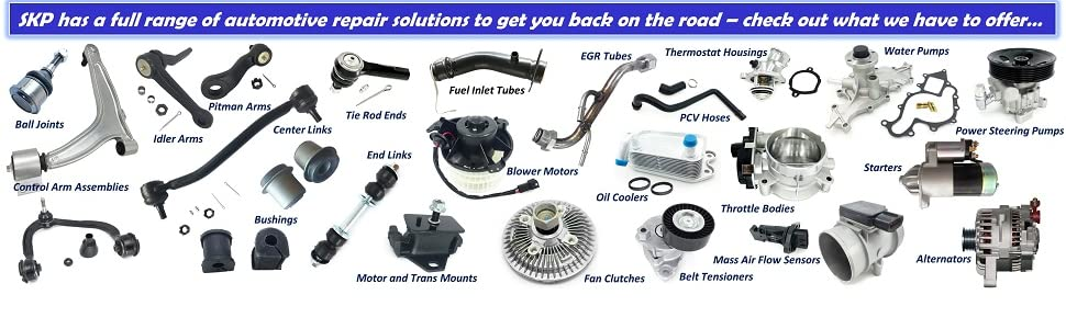 SKP OE Replacement High Quality Auto Parts