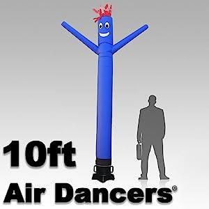 10ft Air Dancers Inflatable Tube Men LookOurWay