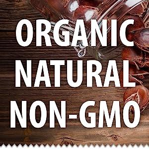 Organic Natural Non-GMO