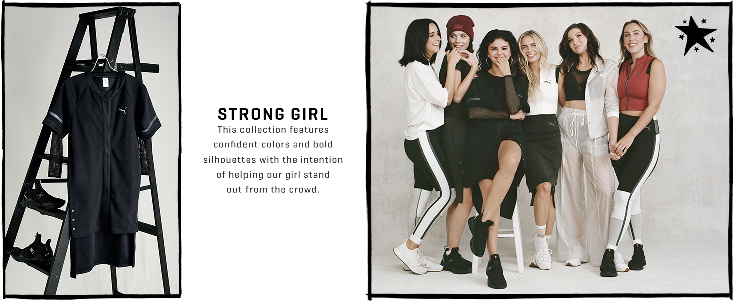 PUMA SG Collection Strong Girl
