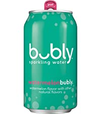 watermelon bubly sparkling water