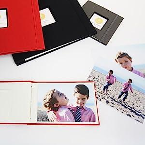 photo album 4x6 acid free all size pictures book baby boy girl custom craft kinsho bound album