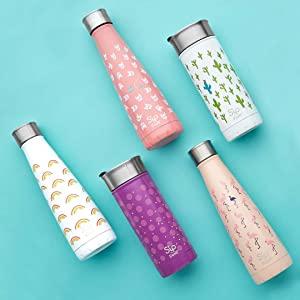 Water Bottle, Stainless Steel Water Bottle, Coffee Mug, Travel Mug, Kid's Water Bottle