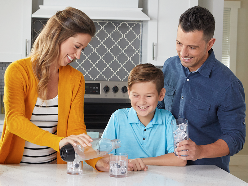 Make Your Own Sparkling Water At Home