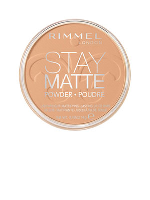 Rimmel Stay Matte Pressed Powder