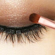 eyeshadow brushes blending