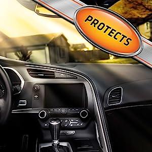 Armor All Original Protectant Spray, protects car interior from harsh sunlight & UV Damage