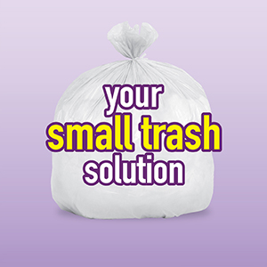 Your small trash solution