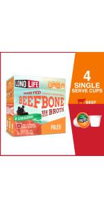 Low-Sodium Beef Bone Broth