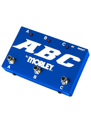 Morley ABC Selector Switcher Combiner Guitar Pedal