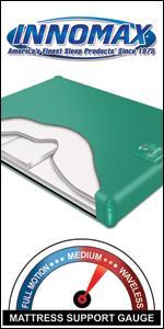 InnoMax Genesis 700 Hardside Watermattress