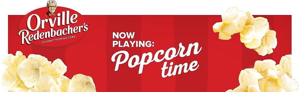 Orville Redenbacher's gluten free microwave popcorn