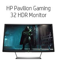 HP Pavilion Gaming 32 HDR Monitor