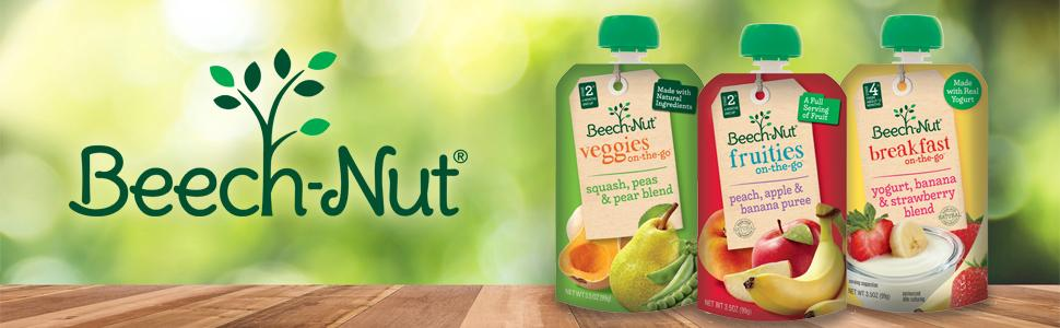 Beech-Nut Baby Food Conventional Pouch