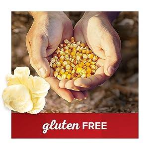 Orville Redenbacher's whole grain popcorn