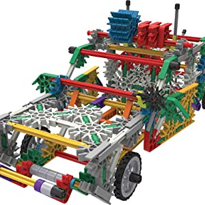 K'NEX, building set, construction set, STEAM, STEM, educational toy, toy for boy, toy for girl