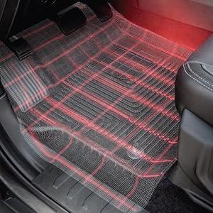 Husky Liners, floor liners, floor mats, custom fit, precision fit