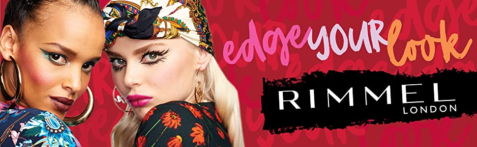 Rimmel London - Edge your look
